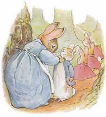 tale peter rabbit clip art library