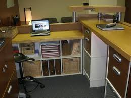 ikea reception desk ideas office design layout ideas with reception desks office inspire