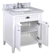 Savannah Vanity Savannah 30 Inch Vanity Carrara White U2013 Kitchenbathcollection