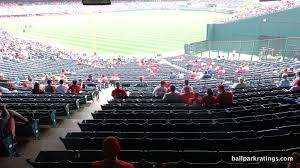 lexus club terrace ballpark arlington angel stadium of anaheim ballpark ratings
