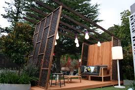 Inexpensive Patio Curtain Ideas by Backyard Privacy Ideas With Plants Backyard Decorations By Bodog
