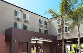 chambre d hote al鑚 h i s リダック ゲートウェイ ホテル イン トーランスのホテル詳細