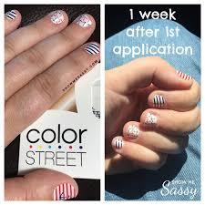 patriotic nails long lasting nail color color street nail polish