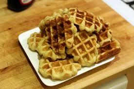 cuisine eggo liege liege waffles