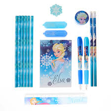 disney frozen elsa super stationery claire u0027s