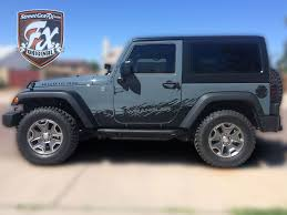 matte white jeep 2 door jeep wrangler graphics wrangler stripes u0026 jk graphics u2013 streetgrafx