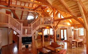 a frame designs post frame house plans of this home or browse more timber