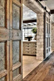 Wood Kitchen Cabinets With Wood Floors by Best 25 Distressed Wood Floors Ideas On Pinterest Wood Floors