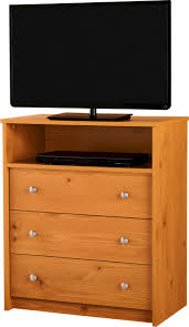essential home belmont highboy tv stand pine