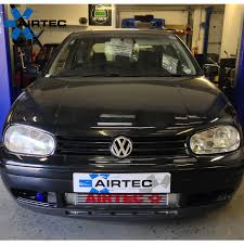 volkswagen bora modified airtec motorsport airtec front mount intercooler for vw golf 1 8t