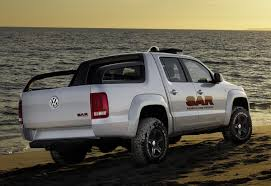 volkswagen truck volkswagen pickup concept revealed previews 2010 robust pickup