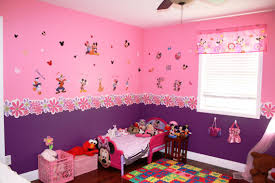 Bedroom Theme Cute Minnie Mouse Bedroom