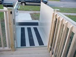 what is a porch lift motion specialties