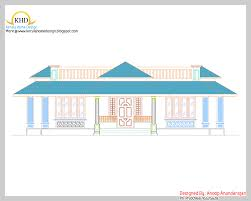 Kerala Home Plan Single Floor Single Floor House Plan And Elevation 1390 Sq Ft Home Appliance