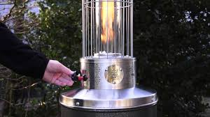 enders patio heater flameheater youtube