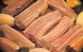 comment cuisiner la saumonette recette roussette sauce aux câpres 750g