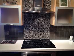 Black Backsplash Kitchen Black Subway Tile