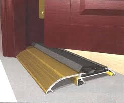 Weather Stripping For Exterior Doors Exterior Door Threshold Seal Image Titled Replace A Door Sill Step