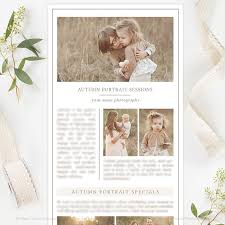 photography email newsletter templates photography marketing