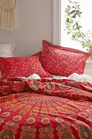 medallion duvet cover urban outfitters