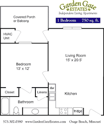 1 bedroom apartment square footage apartment homes independent living apartments for retirement at