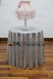 48 Round Tablecloth Popular Silver Overlays For Round Table Buy Cheap Silver Overlays