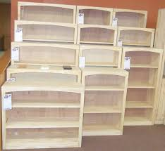 unfinished bookcases aifaresidency com