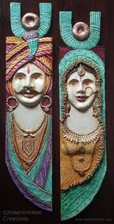 209 best murals clay art images on pinterest clay art mural 3d murals rajasthani google search