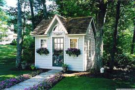 pretty shed would love create cute little walkway our shed billion estates