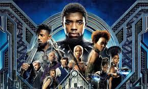 Black Panther Black Panther Was In Uganda