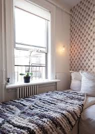 6 Stylish Manhattan One Bedrooms - 35 best small apartment tours images on pinterest small apartments
