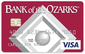 Bank Of America Design Cards Bank Of The Ozarks Community Bank In Arkansas Dallas Texas And