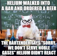 Chemistry Meme - chemistry cat meme imgflip