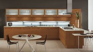 20 sleek and modern wooden kitchen designs home design lover