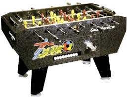 best foosball table brand foosball tables commercial coin operated models factory direct