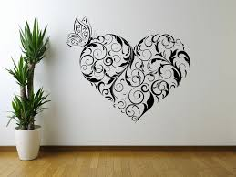 Floral Wall Stencils For Bedrooms 42 Best Butterfly Designs Images On Pinterest Butterfly Wall