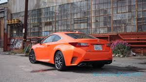 rcf lexus orange lexus rc 350 f sport review u2013 wolf u0027s clothing gearopen