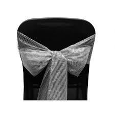 Chiffon Chair Sash Chair Sash Where To Buy Chair Sash At The Fabrics Factory