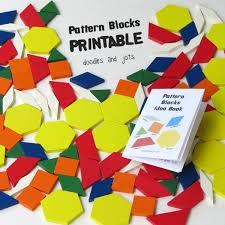 pattern blocks math activities free pattern blocks printable lots of math skills covered math