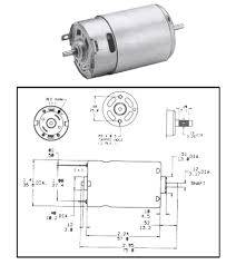 standard stock motors dc motors molon motors motor and coil