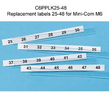Patch Panel Label Template Excel Product Labels Center Siemon