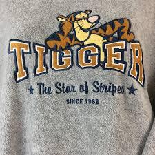 disney reduced disney store men u0027s tigger sweatshirt xxl from