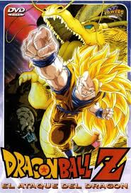 Dragon Ball Z: El Ataque Del Dragon