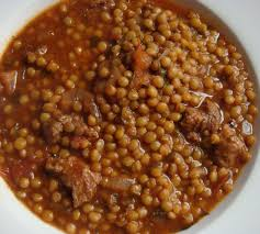 lentille cuisine lentilles à la marocaine