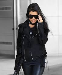 kourtney kardashian lookbook inspiration