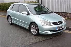 honda civic 1 6 se executive cars for sale used classifieds secondhand cars by car magazine