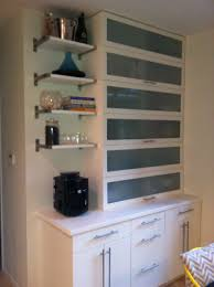 display fixtures amp shelving idea gallery 4 bookcase style ikea garage shelving design s exquisite wall mounted light brown within wall shelving units