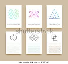 free trendy triangle business card templates download free