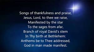 songs of thankfulness and praise lutheran service book 394