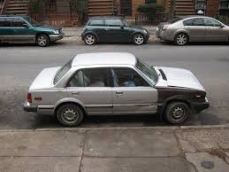 nissan stanza 1983 the street peep 1983 honda civic sedan